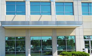 Reflective-Glazing-Aluminum-Store-Front-Door-Hardware-Lemont-IL
