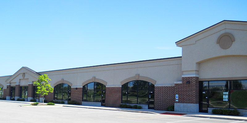 Strip Shopping Center, Romeoville, IL